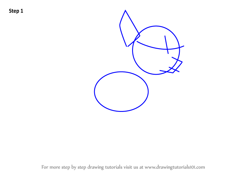Learn How To Draw Derpy Hooves From My Little Pony