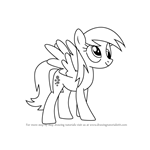 How to Draw Derpy Hooves from My Little Pony - Friendship Is Magic