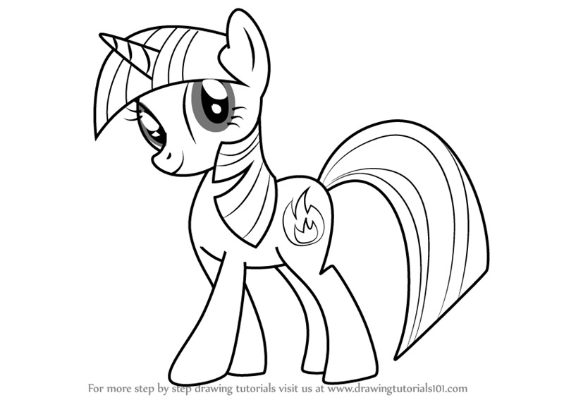 learn how to draw firecracker burst from my little pony friendship
