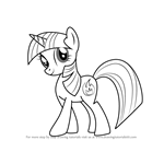 How to Draw Firecracker Burst from My Little Pony - Friendship Is Magic