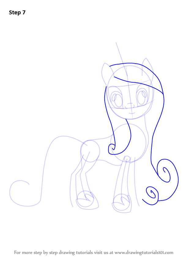 Learn How to Draw Princess Cadance from My Little Pony ...