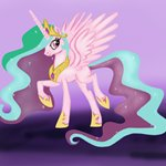 How to Draw Princess Celestia from My Little Pony: Friendship Is Magic