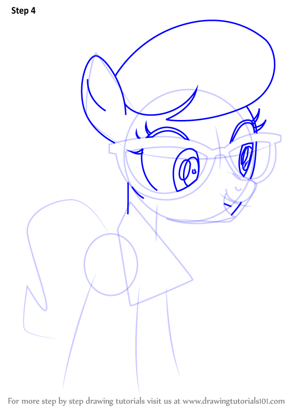 My Little Pony Coloring Pages Silver Spoon : Step by how to draw silver spoon from my little pony