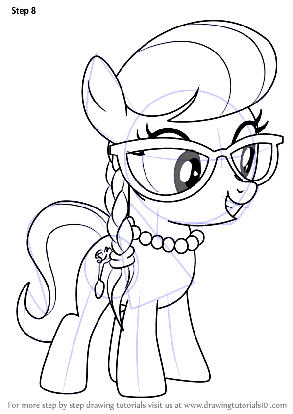 The gallery for diamond tiara and silver spoon human for Tiara club coloring pages