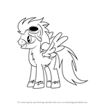 How to Draw Soarin from My Little Pony - Friendship Is Magic
