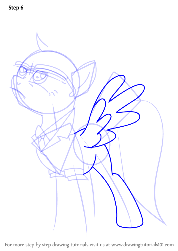 Step by Step How to Draw Spitfire