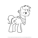 How to Draw Steamer from My Little Pony - Friendship Is Magic