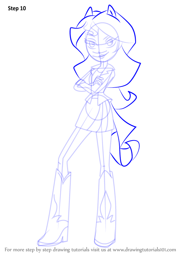 sunset shimmer human coloring pages - photo#36