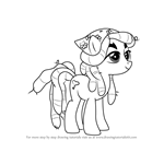 How to Draw Tree Hugger from My Little Pony - Friendship Is Magic