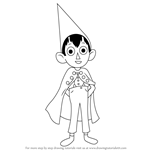 How to Draw Wirt from Over the Garden Wall
