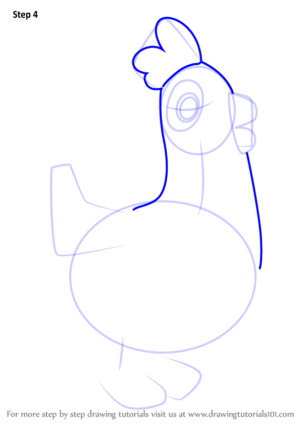 Learn How to Draw Chickaletta from