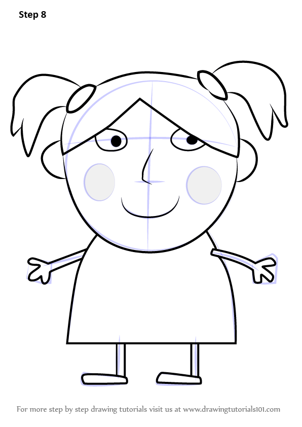 Learn How to Draw Brianna Cutie