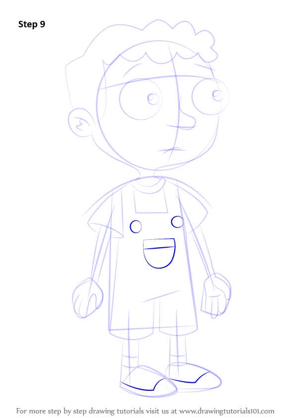 How To Draw Ferb Learn How to Draw Balj...
