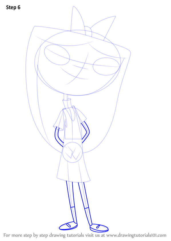 learn how to draw isabella garcia