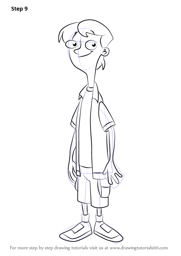 How To Draw Ferb Learn How to Dr...