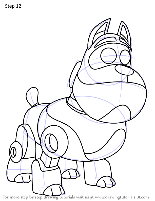 Puppy Dog Pals Coloring Pages - GetColoringPages.com | 792x612