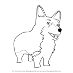 How to Draw Zwei from RWBY