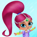 How to Draw Shimmer from Shimmer and Shine