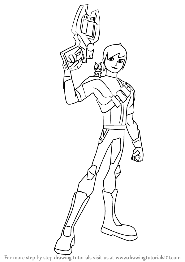 Eli shane coloring pages