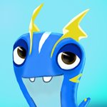 How to Draw Tazerling from Slugterra