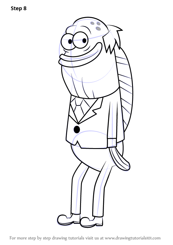 Learn How To Draw What Zit Tooya From Spongebob