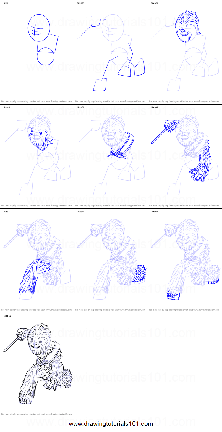 How To Draw Gungi From Star Wars The Clone Wars Printable Step By Step Drawing Sheet Drawingtutorials101 Com A fun, positive place to discuss, speculate, and talk about all things star wars. how to draw gungi from star wars the