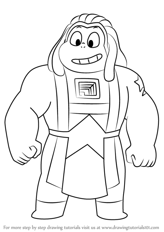 Step by Step How to Draw Bismuth