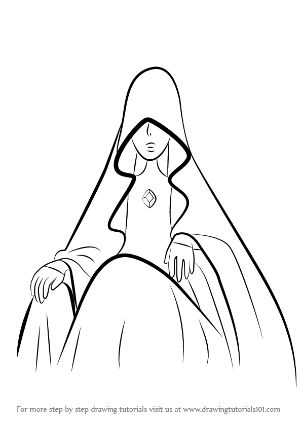 Learn How to Draw Blue Diamond from Steven Universe ...