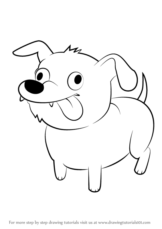 learn how to draw dog from steven universe (steven universe) step bylearn how to draw dog from steven universe (steven universe) step by step drawing tutorials