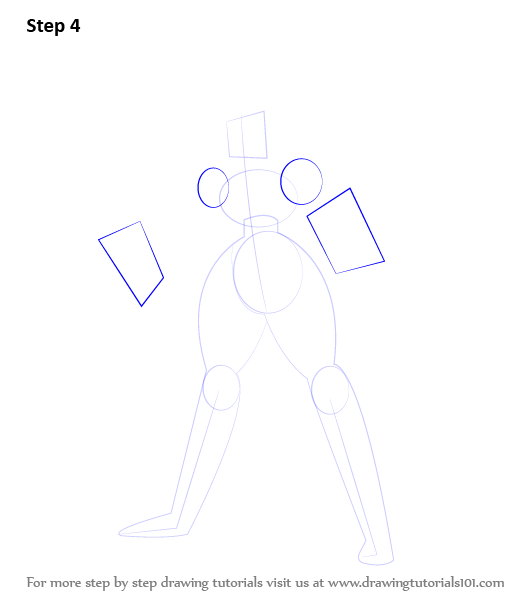 Step By Step How To Draw Garnet From Steven Universe