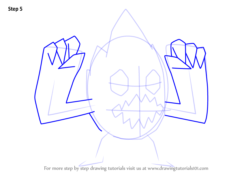 learn how to draw ice monster from steven universe steven