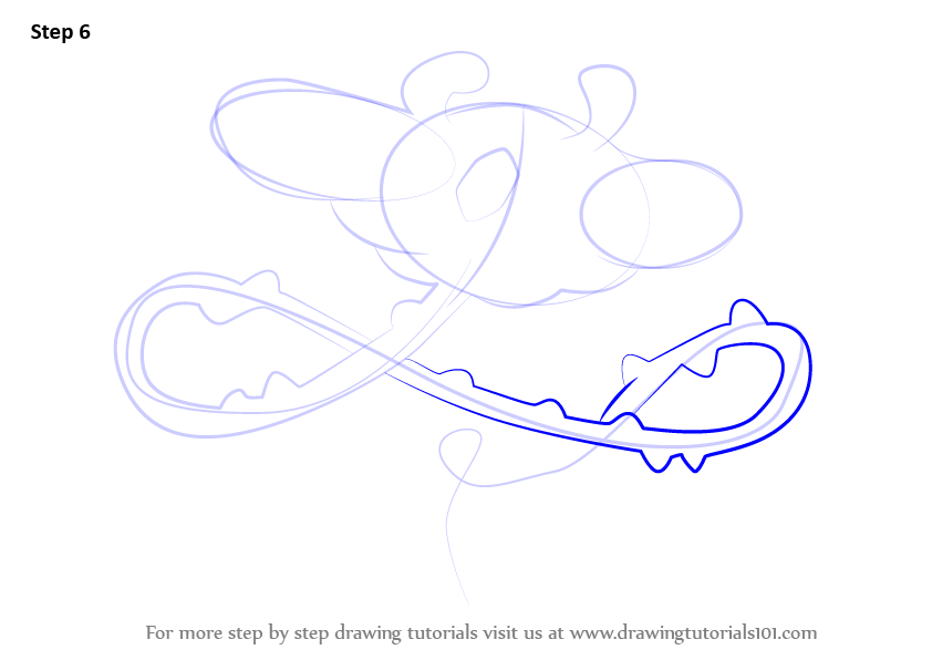 Learn How to Draw Invisible Manta