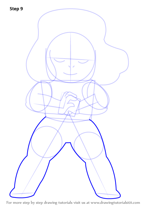 Learn How To Draw Ruby From Steven Universe Steven