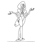 Learn How To Draw Rainbow Quartz From Steven Universe