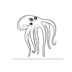 How to Draw Octopus from Stoked
