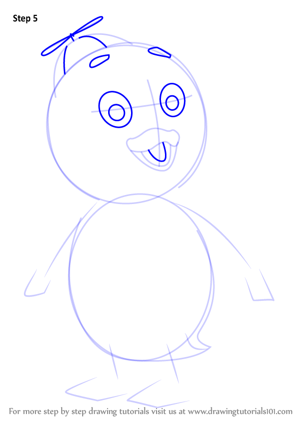 learn how to draw pablo from the backyardigans the