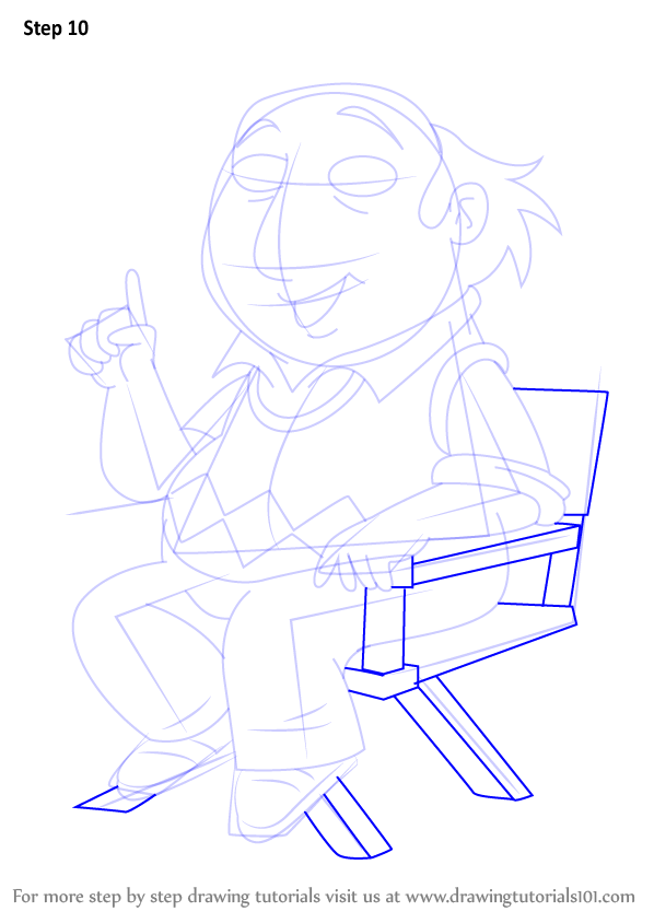 Learn How to Draw Jay Sherman from The Critic (The Critic