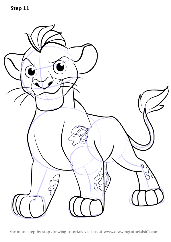 All About The Lion Guard Coloring Pages Getcoloringpagescom