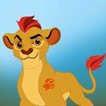 How to Draw Kion from The Lion Guard