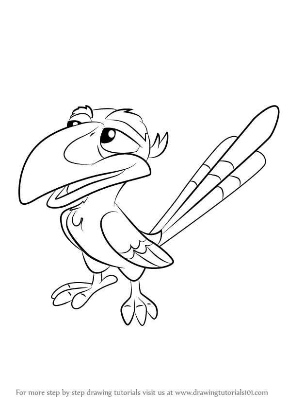 bunga lion guard coloring pages - photo#23