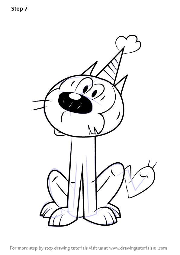 - Learn How To Draw Cliff From The Loud House (The Loud House) Step By Step :  Drawing Tutorials