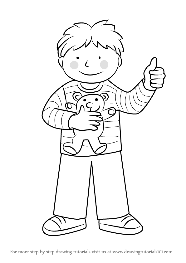 Kipper Coloring Pages Printable