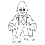 How to Draw Egghead from The Super Hero Squad Show