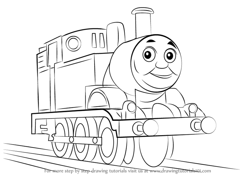 photograph about Thomas and Friends Printable Faces named Master How towards Attract Thomas the Tank Motor (Thomas Close friends