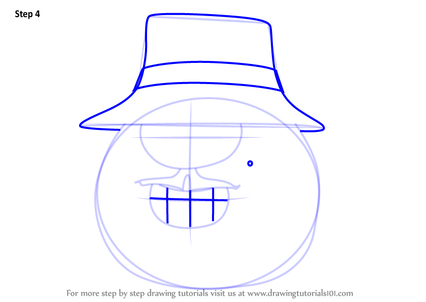 learn how to draw mr lunt from veggietales veggietales