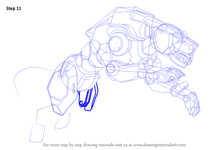 Voltron Legendary Defender In Coloring Pages: Learn How To Draw Yellow Lion From Voltron
