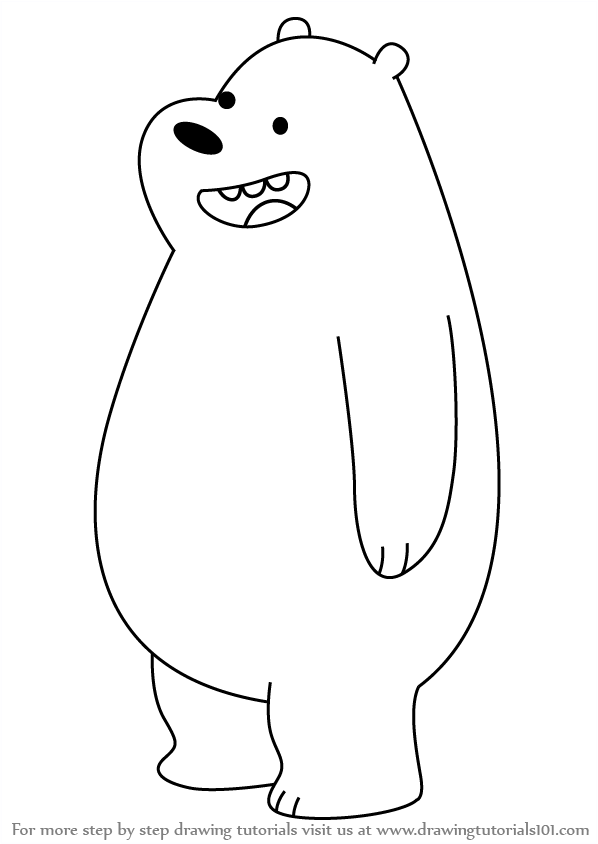 besides Imagenes Oso Polar Para Colorear further How To Draw Gizzly Bear From We Bare Bears furthermore Puzzle Piece Coloring Page in addition Coloring Page Of Ox. on polar bears color