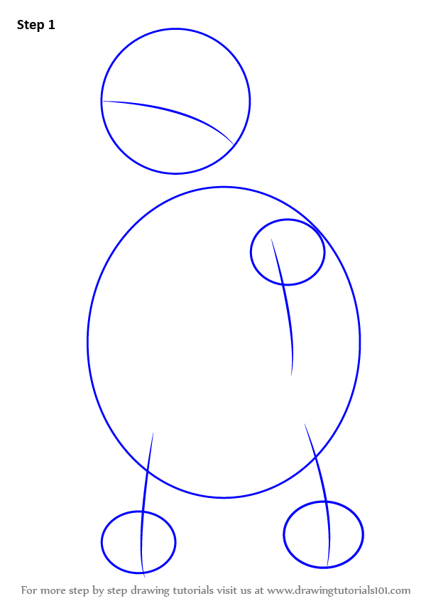 learn how to draw ice bear from we bare bears we bare