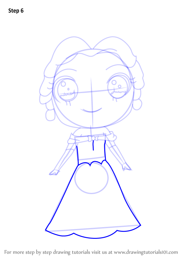 How To Draw Disney Cartoons Characters Learn How to Draw Chib...