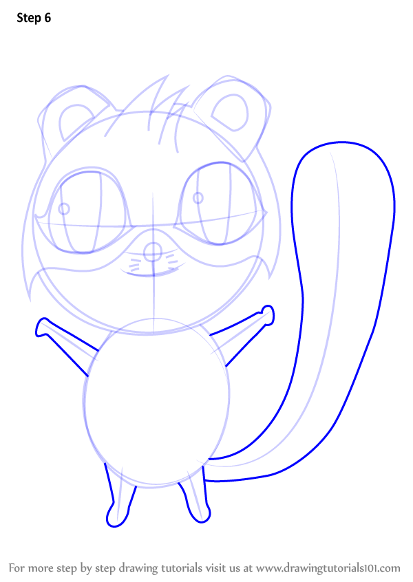 Learn How To Draw Chibi Cheshire Cat Chibi Characters